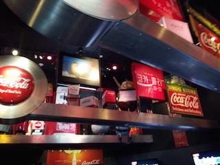 Coke Ceiling