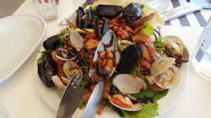 Greek Seafood